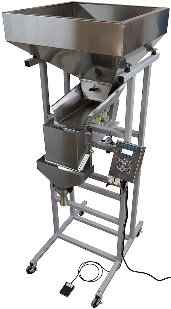 S-4 Semi Automatic Scale System
