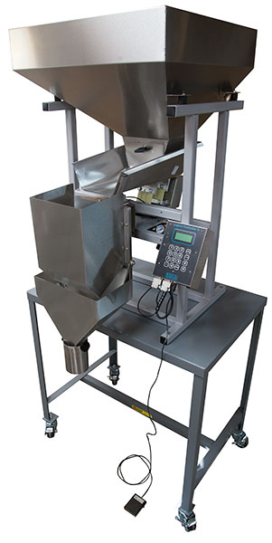 The Model S-4 Automatic Scale System Table Top Stand (table not included) -- 3 Week Lead Time